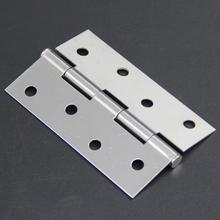 2pcs /set Stainless Steel Flap Hinge Counter Back Flap Backflap Hinge 2inch / 3inch /4inch Hinge(China)