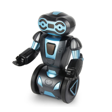 2016 New Stunt Robots 702A Lightweight 2.4G Rechargeable Remote Control Intelligent Balance RC Robot Toys for Gifts