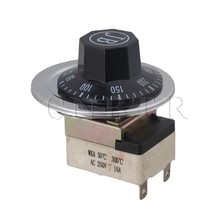 CNBTR Oven Temperature Switch Themostat Electric Equipment AC 220V