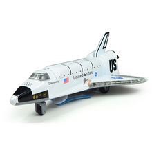 Columbia Space Shuttle Airplane Models Metal Alloy White Models Collections Displays Toys