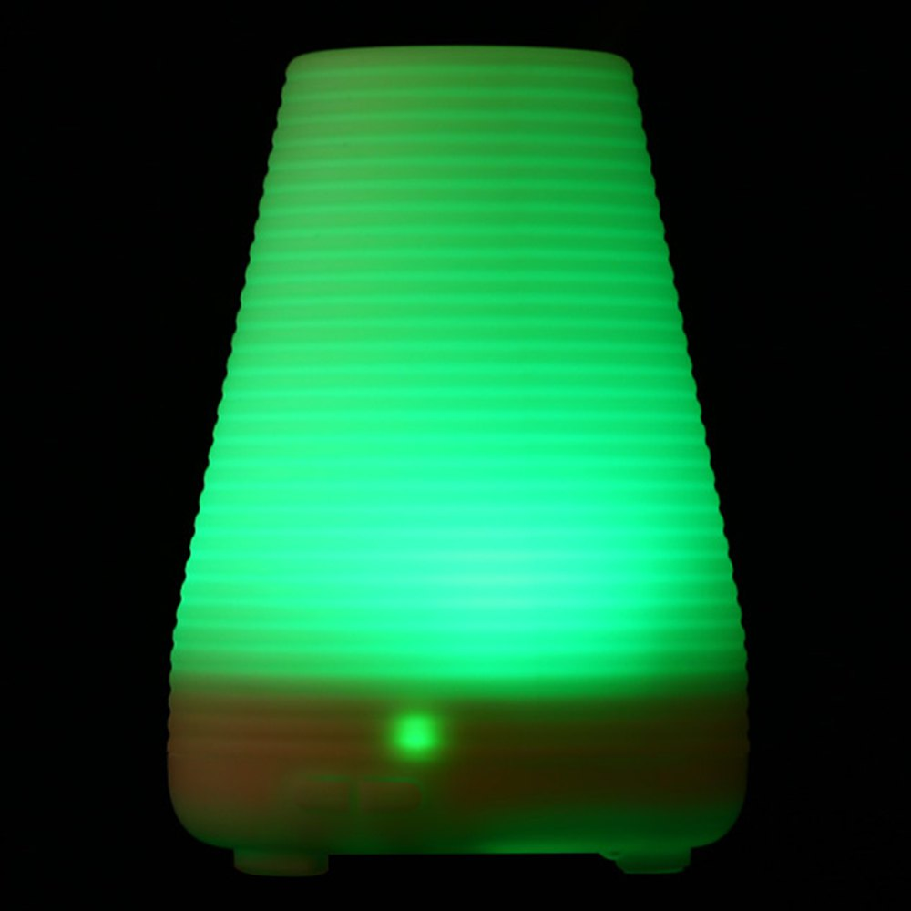 Mefric 1508B Color Changing Light 100ML Mist Maker Aroma Essential Oil Diffuser ultrasonic Air Humidifier for Home<br><br>Aliexpress