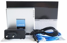 Free Shipping! Unlocked Linksys SPA9000 iP PBX Phone VOIP Phone adapter System(China)