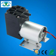 3L/M electric DC Micro Vacuum and Air Diaphragm Pump with brushless motor