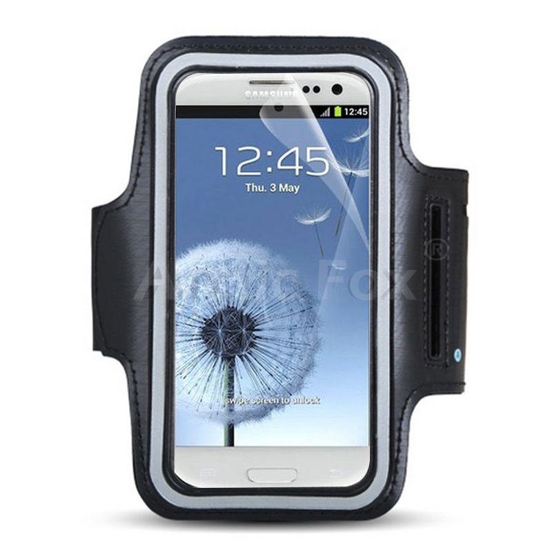 Waterproof Running Jogging GYM Sport Armband Mobile Phone Case Cover for Samsung Galaxy S3 S III i9300 Duos i9300i Neo i9301 L(China (Mainland))