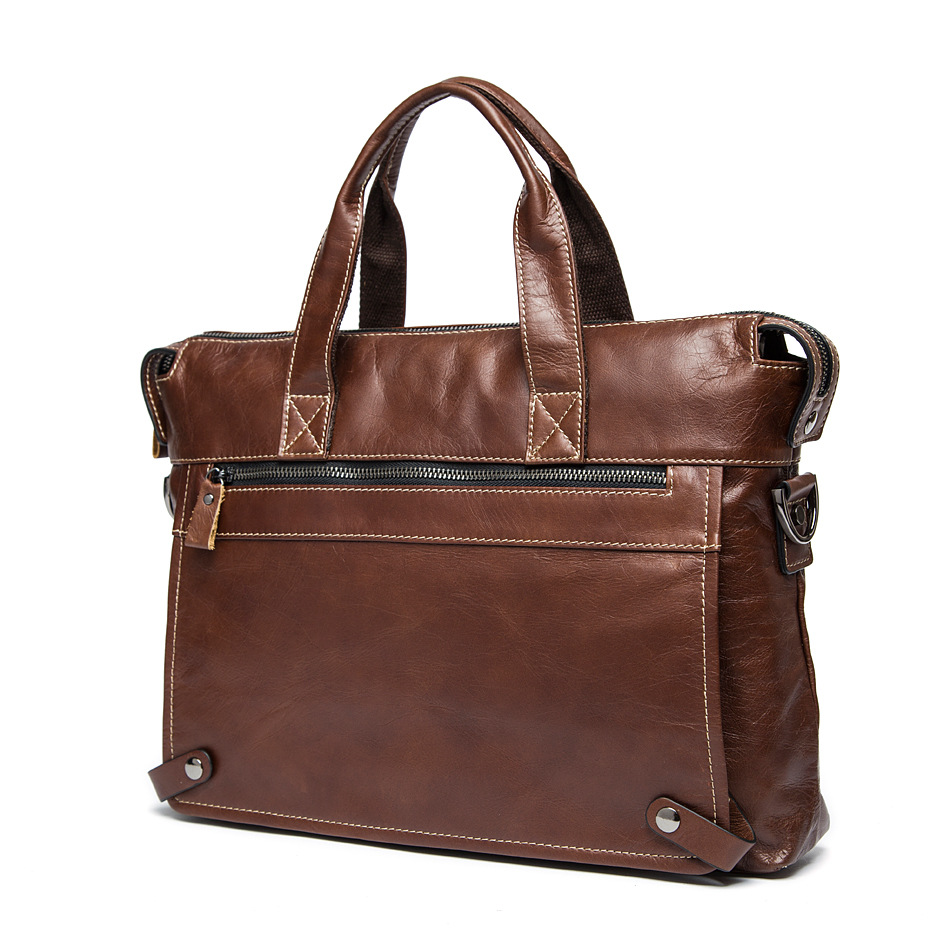 genuine leather briefcase (10)