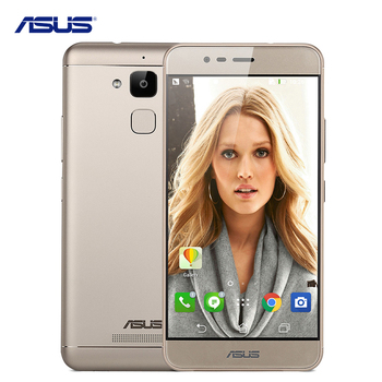Asus zenfone pegasus 3x008 teléfono celular android 6.0 quad core 5.2 ''Smartphone 2G RAM 16G ROM de IDENTIFICACIÓN de Huellas Dactilares 4100 mAh Teléfono Móvil