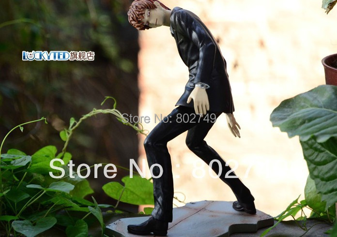 Figure Set Cute The Death III Style Figures Model Toys Stands Design Perfect Collection for Death Note New In Box<br>