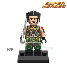 Building Blocks Ra's al Ghul Joker Batman Marvel Super Heroes Star Wars Model Action Bricks Kids DIY Toys Hobbies XH698 Figures - SZ-My paradise store