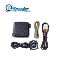ESPEEDER Car Engine Start Stop Button With Push Button With Remote Control To Start Engine Function Keyless(China)