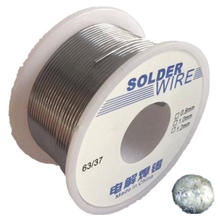 100g 1.0mm Tin Solder Wire Welding Wires for Soldering Electronic Repair Rosin Contain Low Melting Piont Sn 35% Pb 65% HXS05