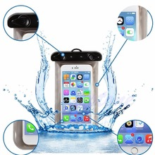Hot Waterproof Bag Underwater Pouch Dry Case Cover For iPhone Cell Phone Samsung