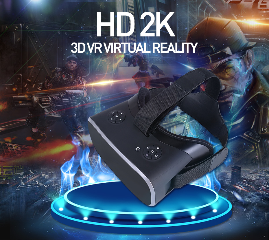vr headset vr glasses virtual reality for pc HDMI All In One virtual glasses for computer VM06_1