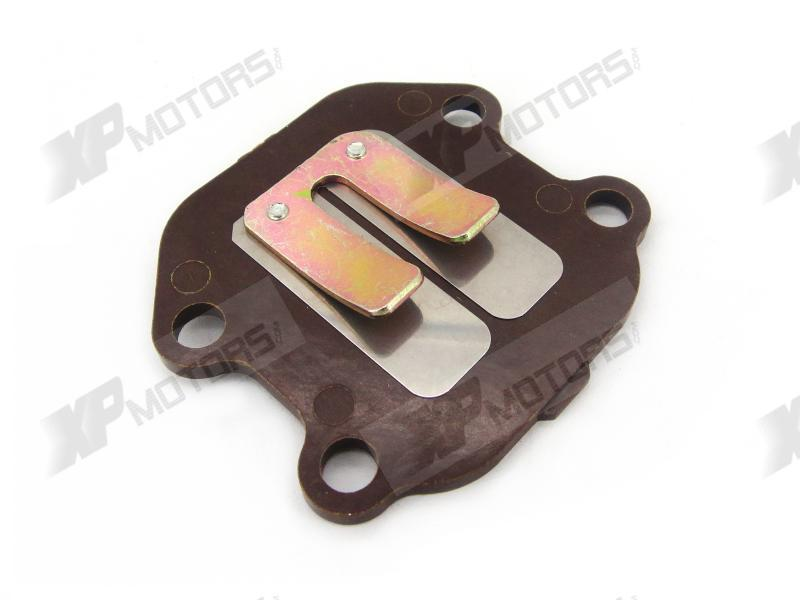 NEW Reed Valve Intake Valve Plate For Yamaha PW 50 PW50 1981 - 2009  Dirt Pit Bike Moto<br><br>Aliexpress