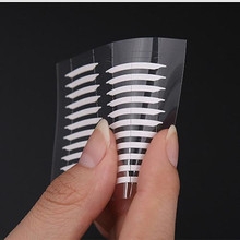 600pcs White Eyelid Sticker Double Eyelid Tapes Thin Invisible Double-sided Clear Adhesive Accessories(China)