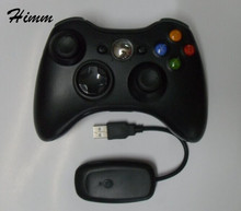 2.4GHz Wireless Gamepad Remote Controller For Xbox 360 Wireless Controller For Official Microsoft XBOX Game Controller