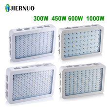 LED Grow Light 300W 450W SMD 600W 1000W Double Chips Full Spectrum 410~730nm Plant Grow Lamps for Hydroponics indoor grow box