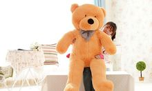 75cm/90cm big teddy bear giant bear stuffed toy doll lift size teddy bear plush toy valentine day(China)