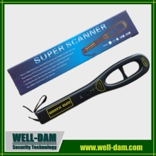 MD800 Hand Held Metal Detector,Security Detector - Shenzhen Well-Dam Technology Co., Ltd store