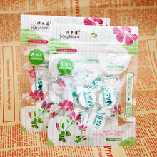 8 pcs/pack DIY mask Candy compression mask Natural Skin Care Moisturizing Compressed Cotton Masque trendy DIY Facial Face Mask