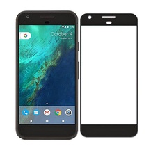 Full Cover Screen Protector For Google Pixel/Google Pixel XL Full Coverage Protective Film Tempered Glass(China)