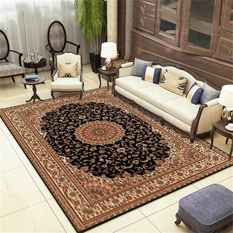 Persian Rugs And Carpets For Living Room Coffee Table Bedroom Carpet