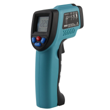 ANENG-50 ~ 550 C Digitale infrarood-thermometer Pyrometer Aquarium laser Thermometer Outdoor thermometer