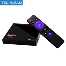 Android 7.1 TV Box RK3328 Quad Core + USB 3.0 Smart Wifi Media Player 1GB 8GB Ultra HD 4K HDR Network Set Top Box A5X plus 2pcs(China)