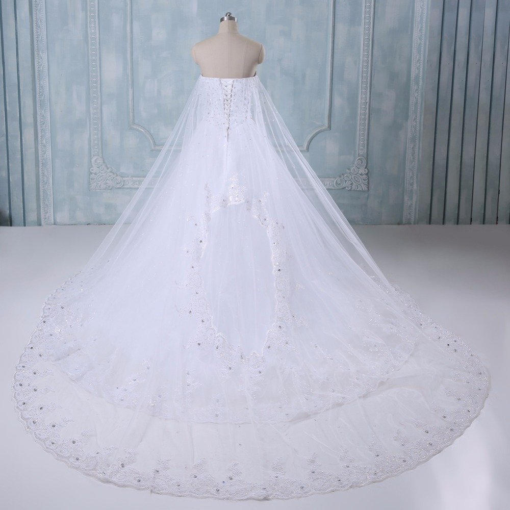 New Bandage Tube Top Crystal Luxury Wedding Dress Bridal gown wedding dresses vestido de noiva x71101 3