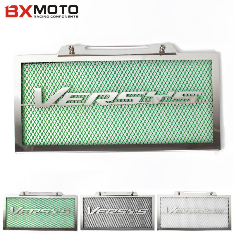 Parts Motorcycle Engine Radiator Grille Guard Cover Protector Fuel Tank Cover Protector Net For Kawasaki VERSYS 650 2015 2016 <br>