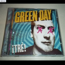 BINYEAE- new CD seal: Green Day - itre younger years third CD disc [free shipping](China)
