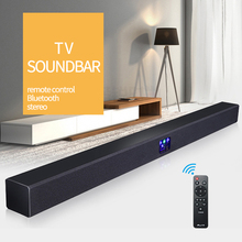 DHL 60W Wireless Bluetooth TV Soundbar Speaker 2.1 3D Home Theater Surround Boombox Subwoofer Sound Bar Box PC Phone Loudspeaker