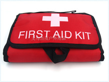 New 18 set  first aid kit  High quality  Emergency medicine chest  Family medical bag  Indoor Or Car  First Aid kit
