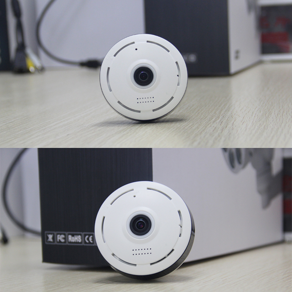 Fisheye Panoramic Camera PA03 White (6)