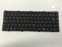 New Spanish SP Keyboard for ASUS Z96 S62 S96/GIGABYTE W451 W551N W511N SW1 TW3/HEDY KW300 KW300C TW300 Spain keyboard(China)