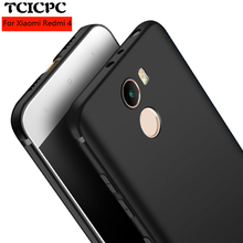 Xiaomi Redmi 4 pro case Redmi 4 case Silicone TPU orignal TCICPC Ultra thin 360 full scrab matte soft case anti finger print