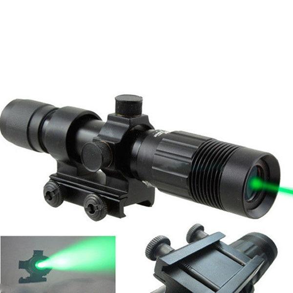 New Green Laser Designator/Flashlight Light Dot Light Adjust Illuminator T28<br><br>Aliexpress