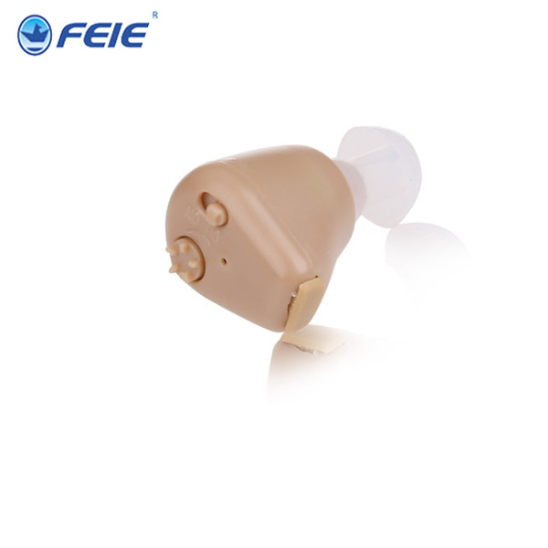 2017 Alibaba Express Hearing Aid rechargeable aid  , Old People Ear Sound Amplifier Hearing Aid S-216 free shipping <br>