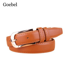 Buy Goebel Fashion Belts Woman PU Leather Alloy Pin Buckle Women Belts Casual Practical Ladies Luxury Belts High for $2.99 in AliExpress store
