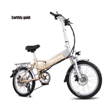 ENGWE Electric Bike 36V10A Lithium Battery 20 inch Aluminum Folding Electric Bicycle 250W power motor Mountain bike & Snow ebike