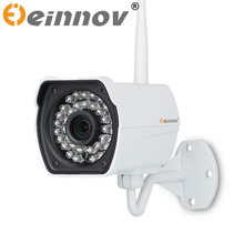 EINNoV CCTV Security Onvif 720P 1080P Wifi  IP Camera IR Cut NightVision Waterproof change micro SD card easy outdoor indoor cam