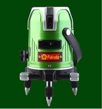 Free shipping China Green beam multi line laser level 3 lines(China)