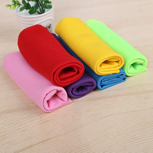 2017 New Sports Ice Cool Towel Utility Enduring Instant Cooling Towel Microfiber Fabric Quick-Dry Reusable Chill Cool Towels(China)