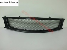 Fit for Infiniti two door G37 carbon fiber Or FPR car grill high quality(China)