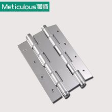 Meticulous Adjustable Aluminum Alloy Double Action Spring hinge close automaticly door Hinges Saloon Swing Door 7 Inch 180mm