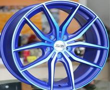 Nice Blue 18 inch 5x114.3 Car Aluminum Alloy Wheel Rims fit for Honda(China)
