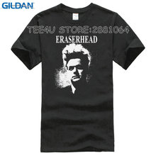 2017 Rushed Promotion Fashion Broadcloth Tee4u Cheap Printed T Shirts Men's Best Friend O-neck Eraserhead Cult Short-sleeve