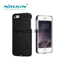 Original Nillkin Magic QI Wireless Charger Receiver Case Cover Power Charging Transmitter For APPLE iPhone SE 5 5S