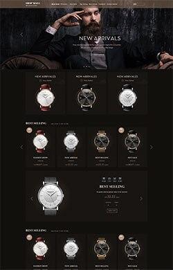 罗曼计★简约 时尚 奢华 手表 首饰 珠宝