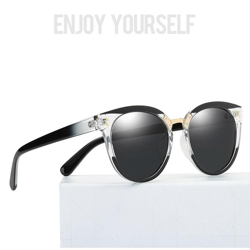 Fashion Round Sunglasses Women Brand Designer Eyewear Luxury Shades for Men Fashion Ladies Gafas Oculos Goggles 55919WD