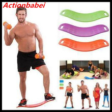 Actionbabei New Smart Swab Fitness Yoga movement skateboard Sports surfboard Fun Toy(China)